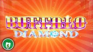 Buffalo Diamond slot machine, another bonus