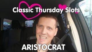 • Classic Thursday Slots •  By The Shamus