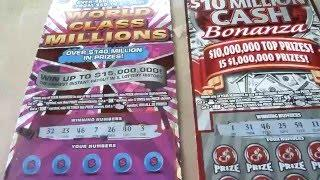 Corrected - Scratching Every Scratch Off Lottery Ticket from my local store   $30 Tickets