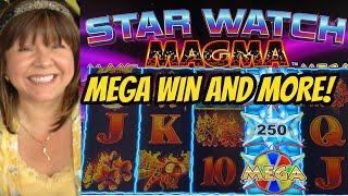 FINALLY A MEGA WIN PLUS BONUSES!