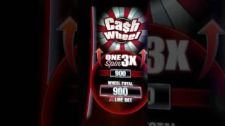 Quick Hits Slot Machine And Cash Wheel MAX BET BIG WIN