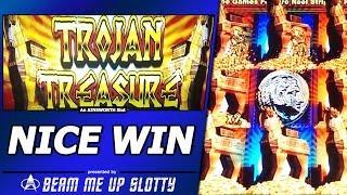 Trojan Treasure Slot Bonus - First Time Playing an Ainsworth Game
