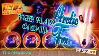 •FREE PLAY CASH• Stoned Cold Fox & The STAMPEDE! • Slot Machine Bonus•