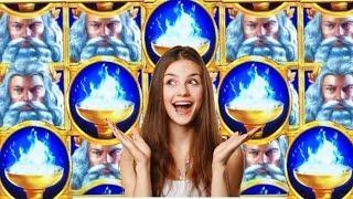 OLYMPUS STRIKES! Big Win and Progressive! Pokies / Slots | Casino Countess