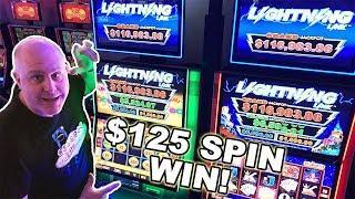 $125 SPIN WIN •Lightning Link •Happy Lantern Slots | The Big Jackpot