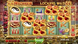 88 Riches casino slots - 536 win!
