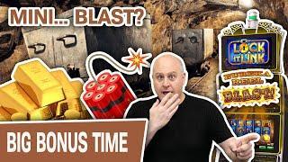 ⋆ Slots ⋆ Mini… BLAST? ⋆ Slots ⋆ Lock It Link: Eureka Reel Blast Is an AMAZING SLOT MACHINE