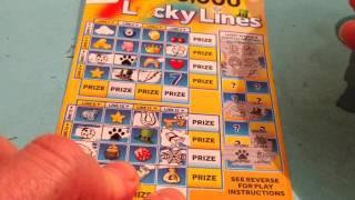 Wow?....20x CASH..9x LUCKY..CASH VAULT..Scratchcards.CASH WORD..LUCKY LINES