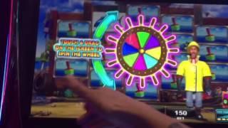 Lucky Larry's Lobstermania III Slot Machine Bonus & Line Hit Lucky Eagle Casino