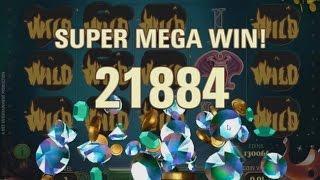 The Wish Master Slot +500x Bet Win!