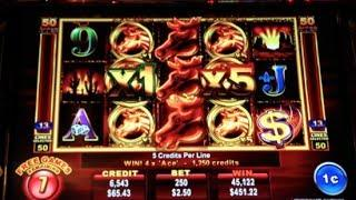 MUSTANG MONEY | Ainsworth - Back-to-Back BIG Bonus Slot Wins