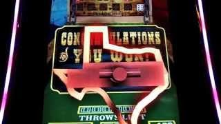 Bally - Texas Dice Slot Machine Bonus **NEW**