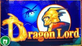 Dragon Lord slot machine, 2 sessions, bonus