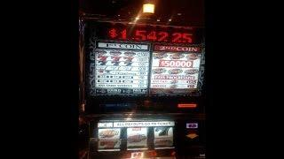 Mirage Quick Hits Jackpot $1,542.00 ~ 8-30-17