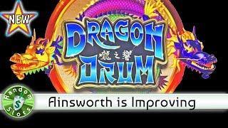 •️ New - Dragon Drum slot machine, Bonus
