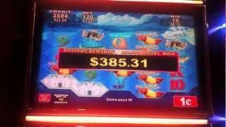 Konami - Full Moon Diamond Line Hit Plus Progressive - Parx Casino - Bensalem, PA