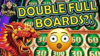 Mighty Cash Double Up Dragon High Limit Max Bet $22.50 Jackpot