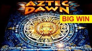 Aztec Dawn Slot - BIG WIN BONUS - Short & Sweet!!!