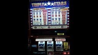 $3,000.00 Jackpot on Triple Stars [$10x2] at Bellagio Las Vegas on 12/05/17