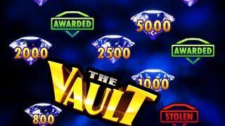 ⋆ Slots ⋆ THE VAULT ⋆ Slots ⋆ ⋆ Slots ⋆ DIAMOND HEIST ⋆ Slots ⋆ I LOVE THIS GAME! ⋆ Slots ⋆