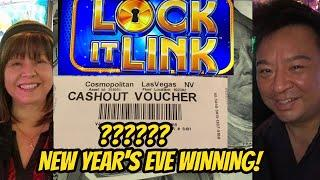 $100 IN EACH & WE CASH OUT AT? ULTIMATE FIRE LINK & LOCK IT LINK