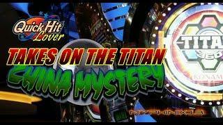 Titan 360 | China Mystery Slot Bonus WINS