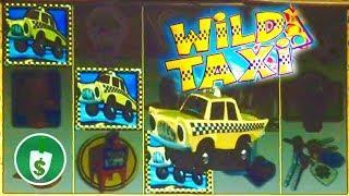 Wild Taxi classic 5c slot machine, bonus