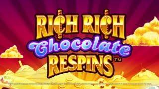 Sugar Hit Jackpots   Rich Rich Chocolate Respins•