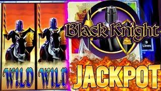 High Limit Black Knight Slot Machine HANDPAY JACKPOT | Season 8 | Episode #27