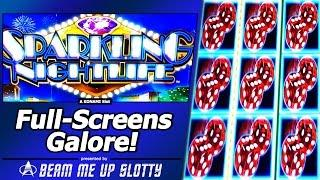 Sparkling Nightlife Slot - Full-Screens Galore!