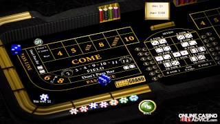 Don't Pass Line Bets, Come Bets & Don't Come Bets in Craps - OnlineCasinoAdvice.com