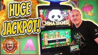 •️ MEGA WIN! •️China Shores •️10 FREE GAMES Huge Jackpot! •| The Big Jackpot
