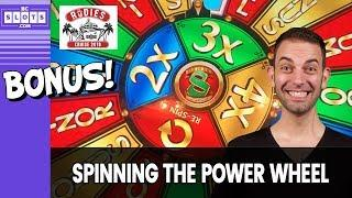 • Spinning The POWER Wheel • $1100 @ Rudies Cruise • BCSlots (S. 16 • Ep. 5)