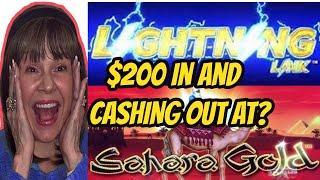 BIG WIN-LIGHTNING CASH BONUSES!