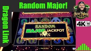 Incredible Dragon Link ChangeItUp Session! Major Jackpot with NO Bonus!! 4k60fps slots