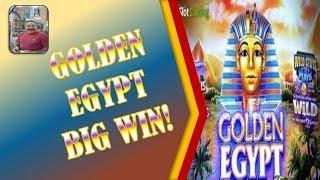 #131 - Golden Egypt - BIG Wins