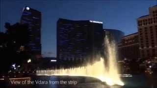 Vdara Penthouse Lake View Suite - Room 56006 - Las Vegas