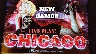 #NEW GAME **CHICAGO THE MUSICAL** (LIVE PLAY & BONUS)