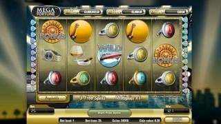 NETENT Mega Fortune Slot REVIEW Featuring Big Wins With FREE Coins
