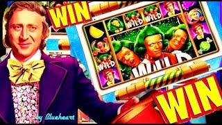 I HAVE 4 CENTS LEFT and WILLY WONKA GAVE ME WILDS! Wilds Spins Bonus!