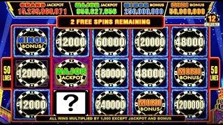 Lightning Link Huge Wins! HIGH STAKES SLOT MACHINE! Online Slot!