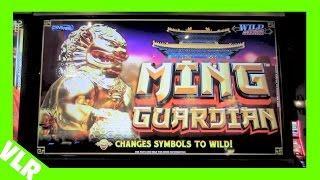 Ming Guardian - Slot Machine LIVE PLAY & BONUS - Freeplay Friday 56