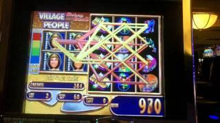 Village People Party Slot Bonus - WMS
