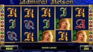 Admiral Nelson Video Slot