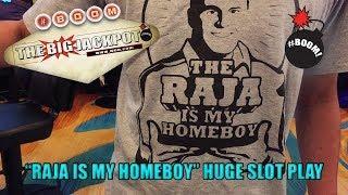 •Live Raja is my Homeboy Huge Slot Play•