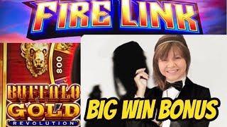 BIG WIN! FIREBALLS-BUFFALO'S & BOND