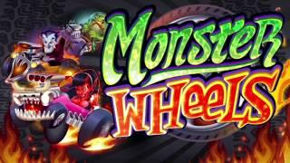 Monster Wheels• Online Slot Promo