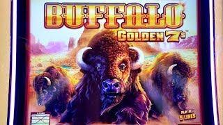 •G2E 2018• NEW Buffalo Gold 7s Slot Machine PREVIEW w/NG Slot | Global Gaming Expo 2018