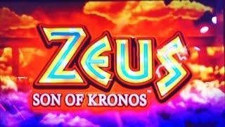 ++NEW Zeus Son of Kronos slot machine, #G2E2015, SG WMS