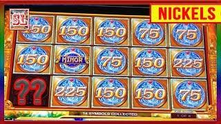 ** DID WE GET THE FULL SCREEN ON MIGHTY CASH ** SLOT LOVER **